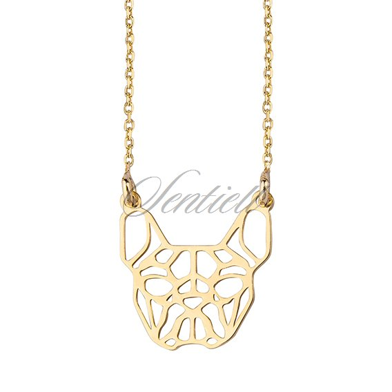 14K Rose Gold-plated 925 Silver 100/% Italian Pendant with 16 Necklace Jewels Obsession 100/% Italian Necklace