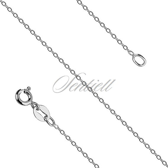 Silver (925) Anchor chain