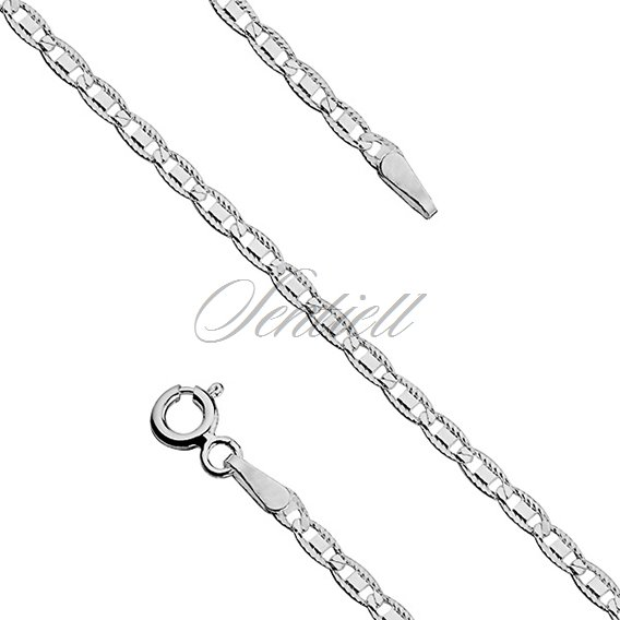 Silver (925) chain necklace Ø 050 weight from 3,0g