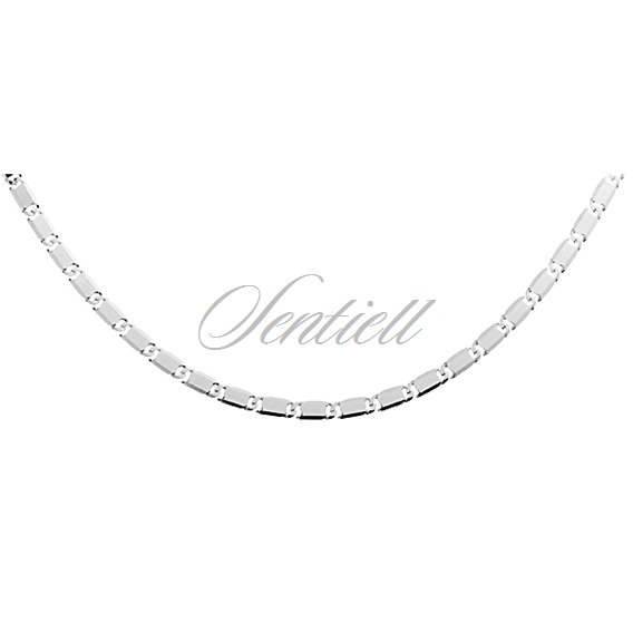 Silver (925) snail type chain