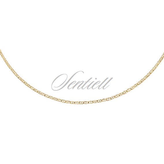 Silver (925) chain Gucci gold-plated
