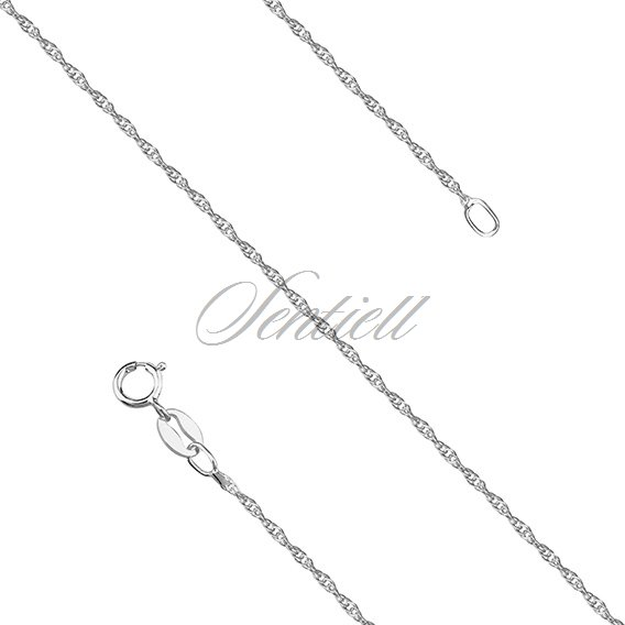 Silver (925) chain loose rope