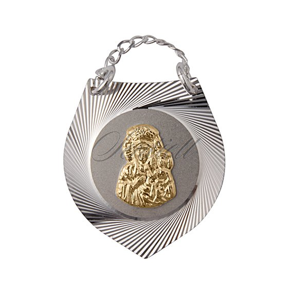 Silver (925) pendant - Mary Gorget