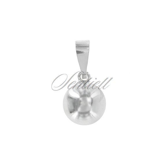 Silver (925) pendant ball 12mm