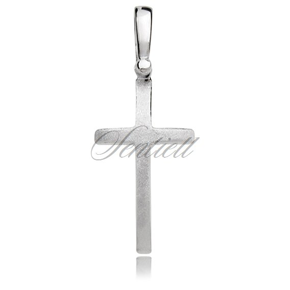 Silver (925) pendant cross