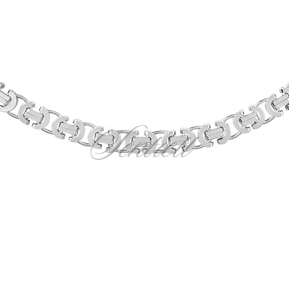 Silver (925) chain Ø 0115 rhodium-plated
