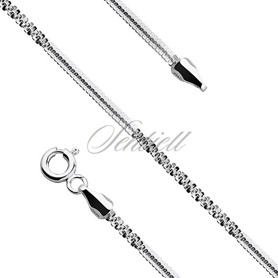 Silver (925) chain necklace Ø 030